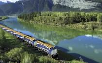 Rocky Mountaineer Train Journey