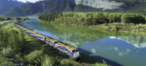 Rocky Mountaineer Train Journey
