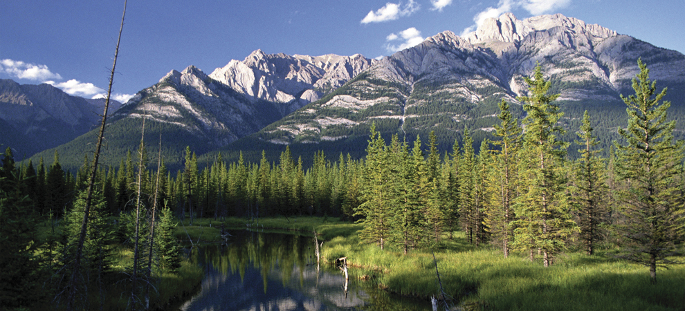 Alberta Lakes & Mountains